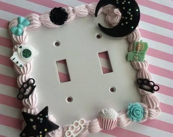 girly lightswitch plate