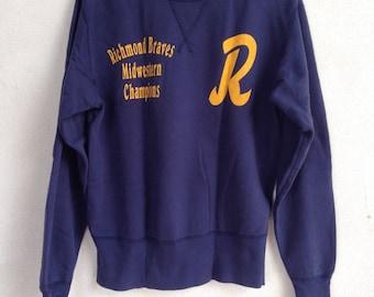 Rare Cheswick by Sugar Cane toyo enterprise sweatshirt M