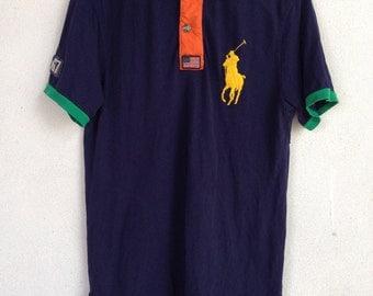 Rare Polo by Ralph Lauren polo shirt S