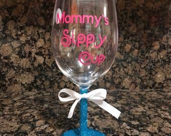 Wine cup (plastic)