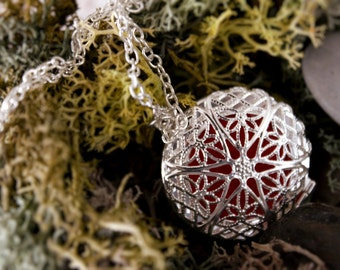 Perfume amulet - talisman - aromatherapy - perfume Locket - oil diffuser