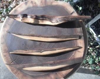 Unique Black Walnut Clay Tools