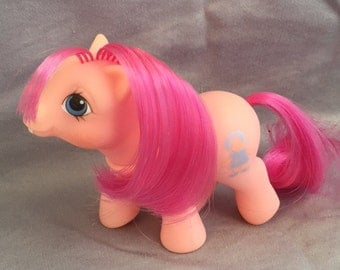 Vintage My Little Pony Baby Sweet Stuff w/turnable head