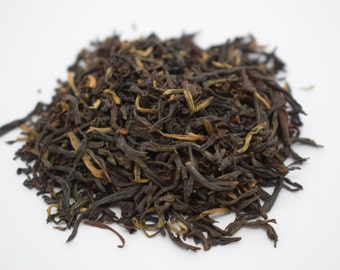 Rishi - English Breakfast - Black Tea - Loose Leaf Tea Sample - Free Shipping