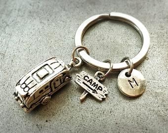 Personalized KeyChain, monogram keychain, Charm KeyChain, Key Chain, Chips KeyChain, Initial KeyChain, Custom KeyChain, Personalized Gift