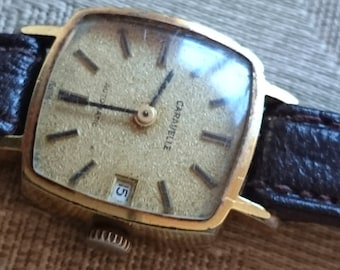 Bulova Caravelle- Automatic Vintage Ladies watch with date at 3