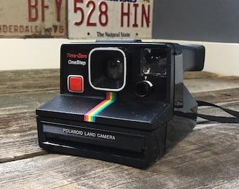 Polaroid Land Camera Time Zero OneStep