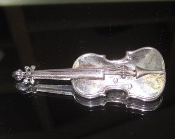 M-13 Vintage Brooch sterling silver