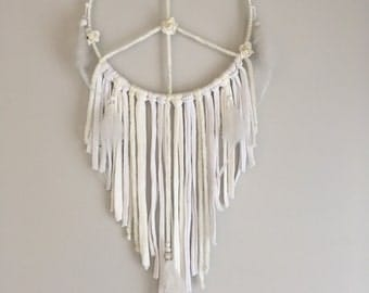 DreamCatcher Real boho white