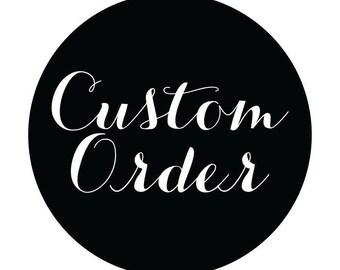 Custom 3 Elephant Order