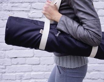 B&W Foyo pretty waterproof yoga mat bag / Free Shipping