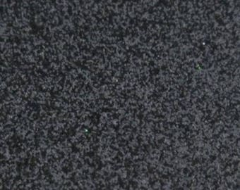 Fine Glitter Fabric - black - canvas glitter sheet