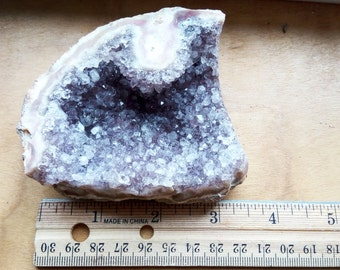 8 Ounce Amethyst Cluster