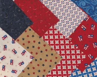 Sew American - Charm Pack - MODA - by Deb Strain