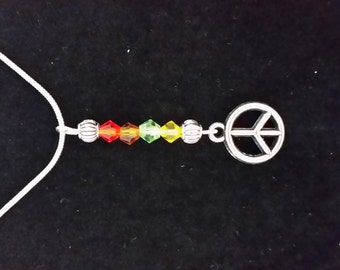 Peace Pendent Necklace