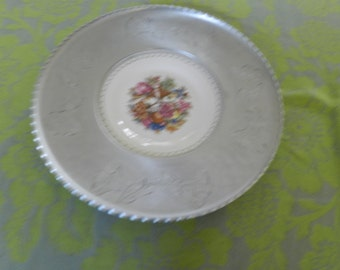 Limoges and Aluminum Plate