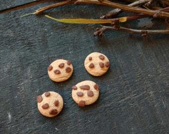Handmade Miniature Choc Chip Cookies