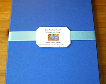 Gift box: Set of Letter paper and greeting cards