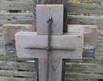 decorative crosses, unique wooden cross, rustic cross, wooden cross wall decor, unique wall crosses, rustic wood cross, decorative crosses