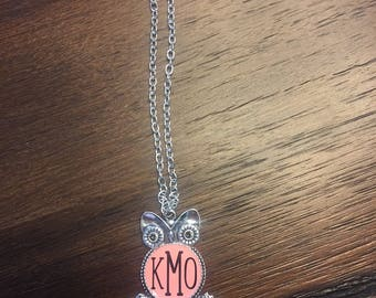Personalized Initials Necklace
