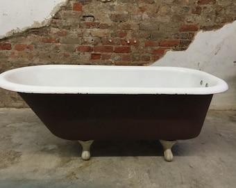 REDUCED!!  Vintage Kohler Cast Iron Clawfoot Tub