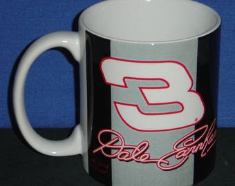 Dale Earnhardt Sr on 11oz Ceramic Mug - NEW