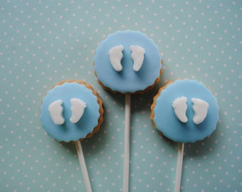 Baby Shower /Biscuits/ Party Bag/ Goody Bag / Party / New Born/ Baby Boy / Baby Shower/ Gift for Baby