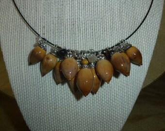 Acorn Necklace J#1