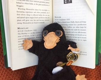 Niffler Toy, Magic Beast Toy, Magical Animal