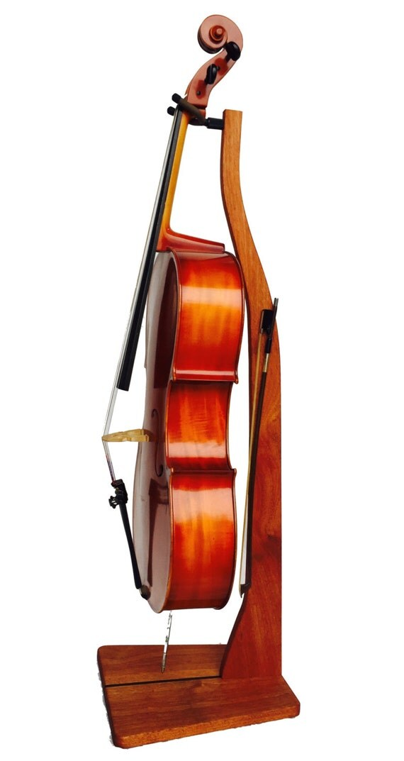 how to make a cello stand