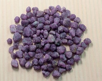 Corundum Crystals