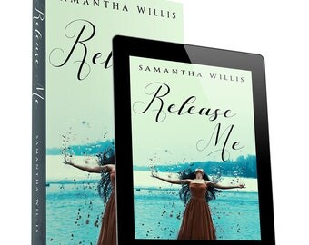 Release Me -premade book cover design- Ebook & Print available