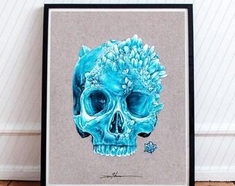 Walter White Skull