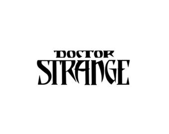 Doctor Strange Decal, Marvel Comics, Vinyl Decal, Dr Strange, Benedict Cumberbatch