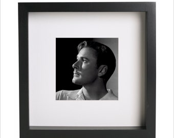 Errol Flynn photo print | Use in IKEA Ribba frame | Looks great framed for gift | Free Shipping | #4