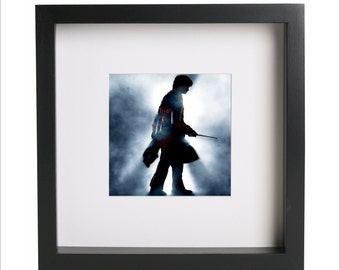 Daniel Radcliffe Harry Potter photo print | Use in IKEA Ribba frame | Looks great framed for gift | Free Shipping | #7