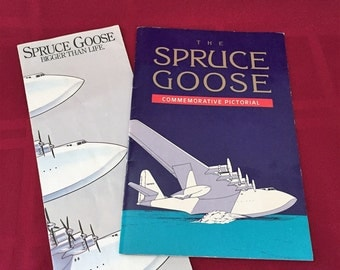 The Spruce Goose Commemorative Pictorial