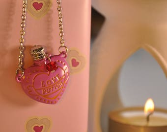 Love Potion Necklace - Amortensia - Hermione