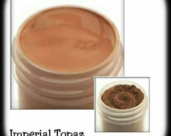 Mineral Powder Foundation: Imperial Topaz