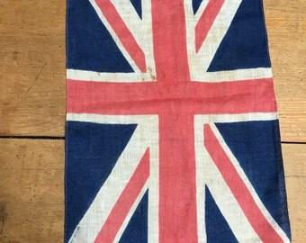 Union Jack flag vintage.