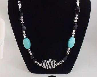 Crystal Safari Necklace