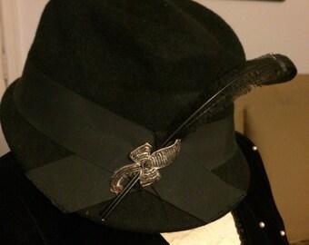 Vintage Henry Pollak Inc. New York ladies Hat