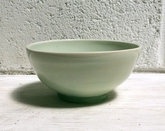 Glassy Celadon Bowl (medium) B2