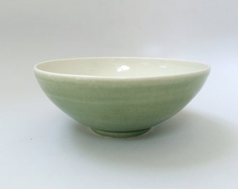 Green Celadon Bowl (medium) B5