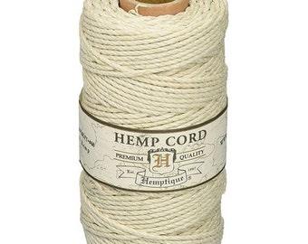 Drawstring Hemp Cord, Natural Code: NM-HS48NA