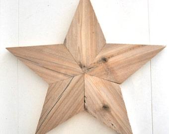 Barn Wood Star