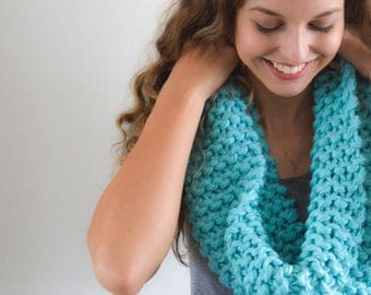 READY TO SHIP | The Clara Cowl | Knitted Cowl | Knitted Scarf