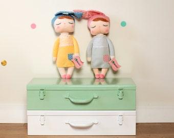 Mint Treasure Chest toy box, kids room, decor, nursery decor