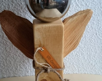 "Guardian Angel ""Of the wooden Florian"" stair Angel"