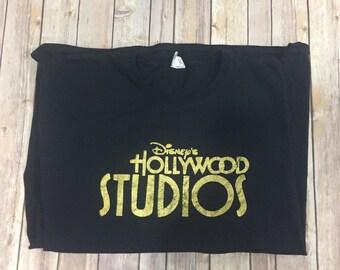 Hollywood studios t shirt